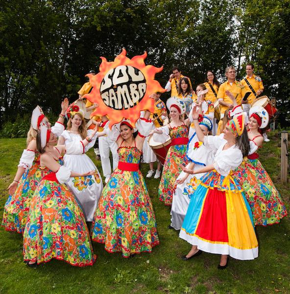 Sol Samba at Thame Carnival